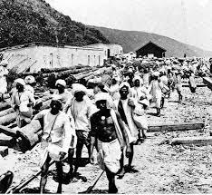 Caste Away On The Spirit Of Trade